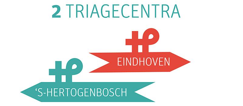 2 triagecentra